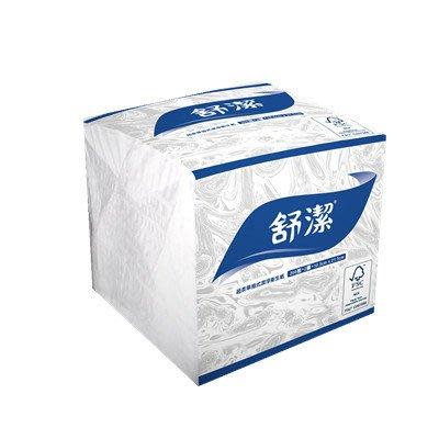 【亮亮生活】ღ 舒潔® 單抽式潔淨衛生紙200抽/48包/箱 ღ含稅 免運