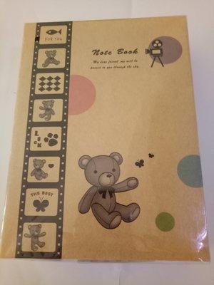 【莓尤幸福 MerCy】 25K 牛皮固頁筆記本(一包12入) 台中市