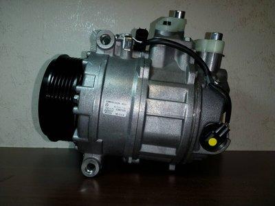 全新Benz賓士W211 E200 W203 C180 C200 W220 S320 S系列冷氣壓縮機 保固2年6萬公里