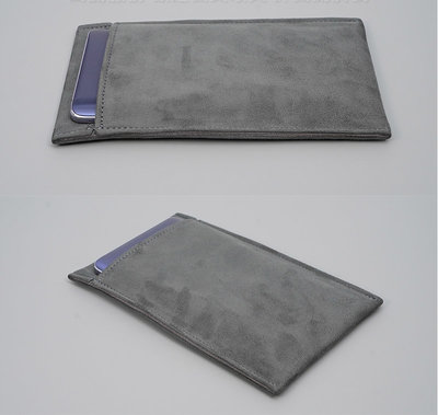 Melkco 2免運雙層絨布套Google Pixel 4a 5G 6.2吋 深灰 絨布袋手機袋手機套保護袋保護套收納袋