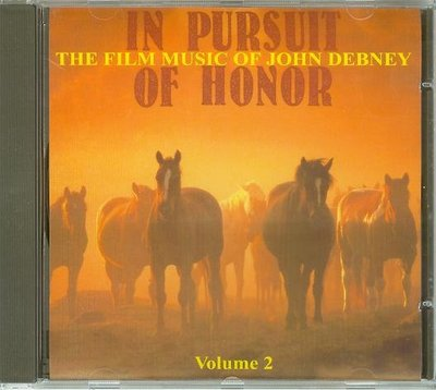 """""""榮譽之路(In Pursuit of Honor/Class of '61)""""- John Debney,全新,9-1"""