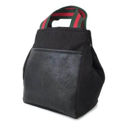 便當包男女時尚帆布保溫保冷包收納袋午餐包韓版手提飯盒袋包日式