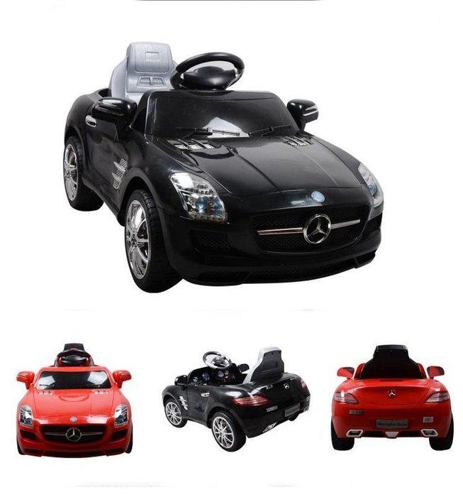 【W先生】7997 原廠授權 賓士 BENZ SLS AMG 兒童騎乘 兒童電動車 電動童車 電動汽車 遙控車