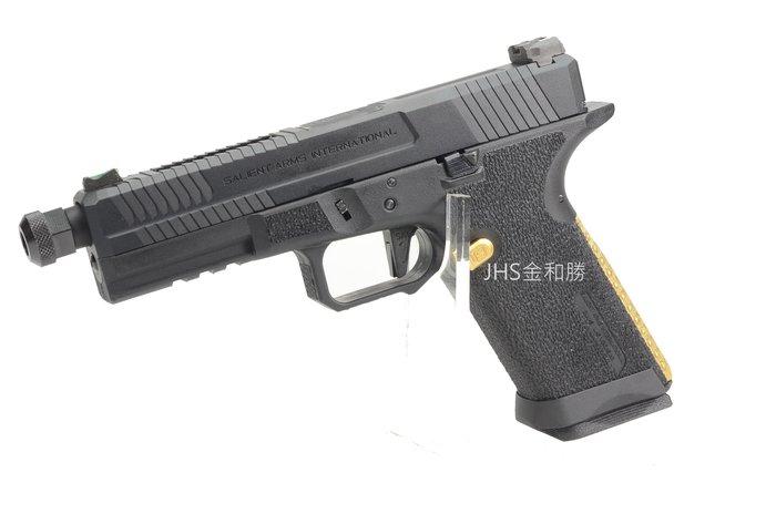JHS((金和勝 槍店))免運費 WE SA-BL0100 G17-BLU 瓦斯手槍 4842