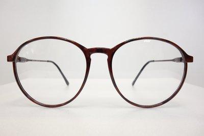 【中國眼鏡】5506 54 庫存30年 老 鏡框 鏡架 超級大 復古 花甲 盧廣仲