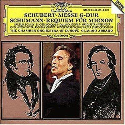 舒伯特:G大調彌撒曲 Schubert:Mass In G major / 阿巴多 Abbado --- 4354862