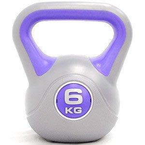 KettleBell運動6公斤壺鈴13.2磅競技6KG壺鈴拉環啞鈴搖擺鈴舉重量訓練重力健身C113-1806【推薦+】