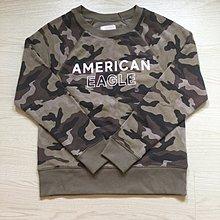 AE American Eagle 美國老鷹 迷彩 大學T 女生