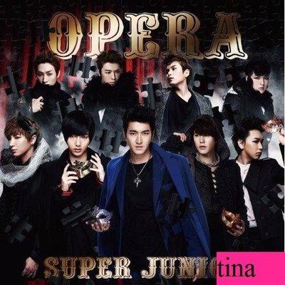 SUPER JUNIOR日本版日文單曲Opera -CD+DVD贈MV花絮全新東海銀赫圭賢藝聲晟敏利特始源厲旭
