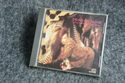 [ CD ] Dead Or Alive - Sophisticated Boom Boom