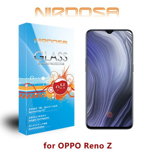 【愛瘋潮】NIRDOSA OPPO Reno Z  9H 0.26mm 玻璃螢幕保護貼