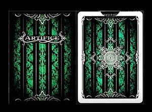 [808 MAGIC]魔術道具 Green Artifice綠詭計V2