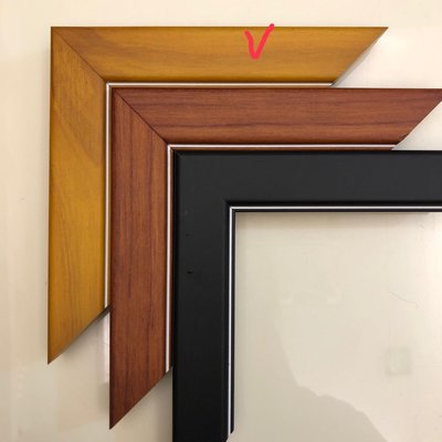 39*49包外尺寸客製柚木框