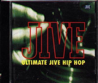 八八 - Ultimate Jive Hip Hop - 日版 CD MR.LEE KRS-ONE