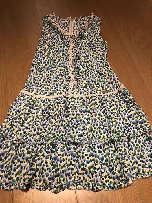 Burberry 日本藍標 花洋裝