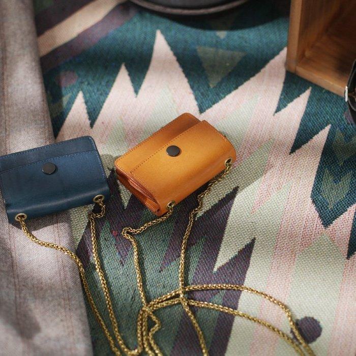 法國小眾高級感原創設計師品牌卡包斜挎包女ins潮迷你mini小