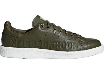 【紐約范特西】預購 adidas Stan Smith Boost Neighborhood Olive B37342