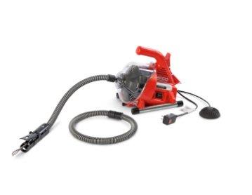 【川大泵浦】美國 RIDGID Power Claer型 電動通管機 (R7) 水管堵塞排除的好幫手