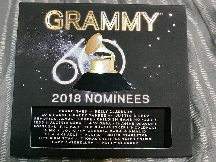 2018葛萊美的喝采 2018 Grammy Nominees