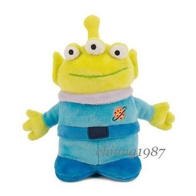 美國迪士尼 DISNEY 玩具總動員 TOY STORY 三眼怪 絨毛玩偶 7吋 全新-正品