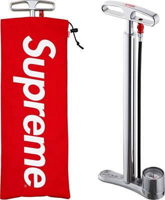 (TORRENT) 2016 春夏 Supreme x Lezyne Bike Pump 打氣筒
