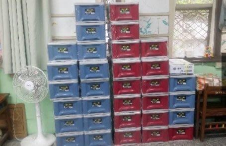 『3個以上另有優惠』學校必備K095抽屜整理箱/收納箱/置物櫃/收納櫃/學校團購/教室書本收納/生活空間另有k097