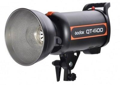 ☆昇廣☆【公司貨】神牛 Godox Quicker QT600閃客110V高速回電專業影棚閃光燈《滿額免運》