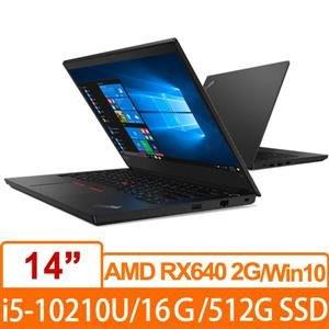 含發票Lenovo ThinkPad E14 20RACTO3WW 14吋512G SSD i5-/16G