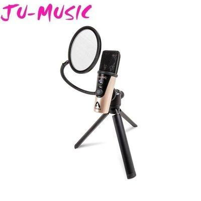 造韻樂器音響- JU-MUSIC - Apogee HypeMiC 麥克風 錄音室品質! USB孔『公司貨,免運費』