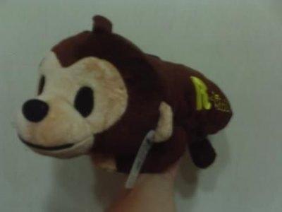 全新猴子面紙套(上面有拉鍊不用時可拉上長約40公分)