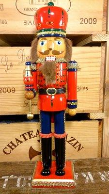 核桃將軍(紅):核桃將軍 童話 故事 雜貨 設計 收藏 居家 家飾 擺飾 禮品