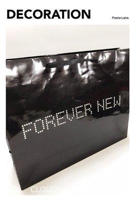 Murphys►澳洲Forever net 禮盒手提袋超大紙袋►ZARA H&M asos forever21 Marc