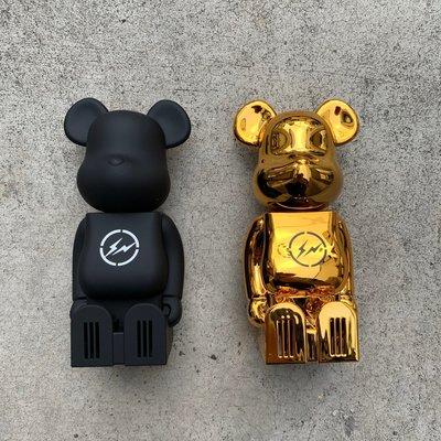 ☆LimeLight☆ BE@RBRICK x THE CONVENI x Fragment 空氣清淨 閃電 小熊