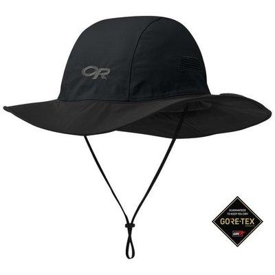 滿3000免運TheNorthFace雙和專賣店OR防水透氣大盤帽/Seattle Sombrero/280135/黑