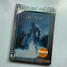 Xbox 360 Game Lost Planet Extreme Condition 遊戲
