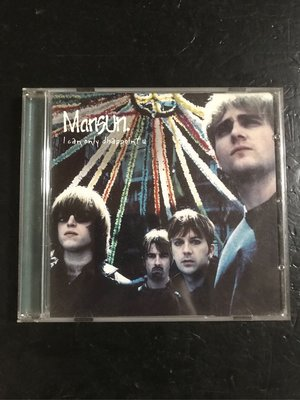 Mansun / I can only disappoint u EP 收錄3首歌