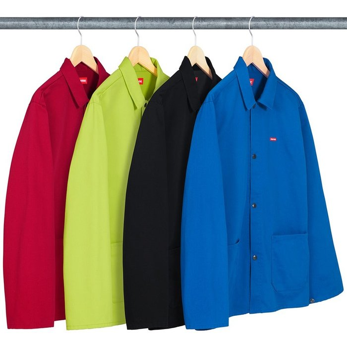 【美國鞋校】預購 SUPREME SS19 Shop Jacket 夾克