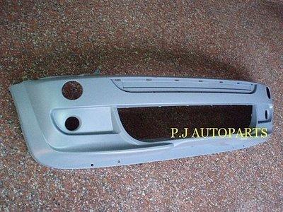 ※寶捷國際※ BMW 2002-2006 Mini R53 JCW 前保桿 51110021989 台灣製造