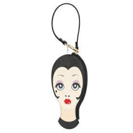 皮夾 ANNA SUI鑰匙包 手拿包車票夾 錢包mar61015o