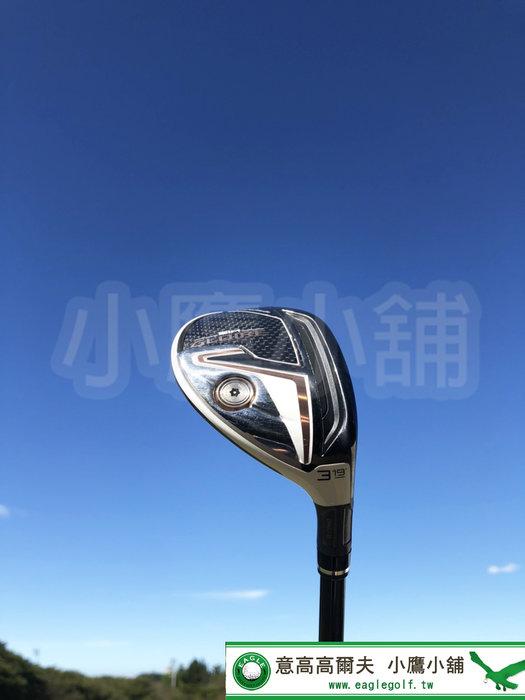 [小鷹小舖] TaylorMade Golf SIM GLOIRE HYBRID 泰勒梅 高爾夫 混血木桿 複合材質結構