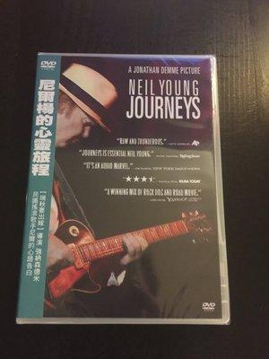 (全新未拆封)尼爾楊的心靈旅程 Neil Young Journeys DVD(得利公司貨)