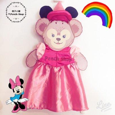 【桃子小舖 ♥ P.S 】美國Disney Store S號雪莉玫米妮公主造型衣服