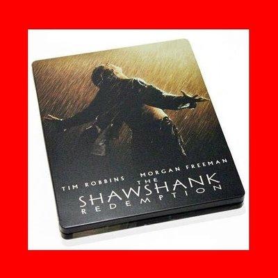 【BD藍光】刺激1995:初回限定鐵盒版(台灣繁中字幕)THE SHAWSHANK REDEMPTION