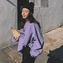 i-Mini 正韓|立體刺繡英文字母內刷毛大學T|3色‧ 韓國連線‧代購‧空運【B11195466DU】