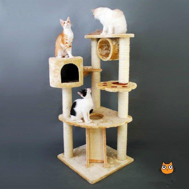最經典詮釋多功能豪華貓爬架貓樹貓抓板