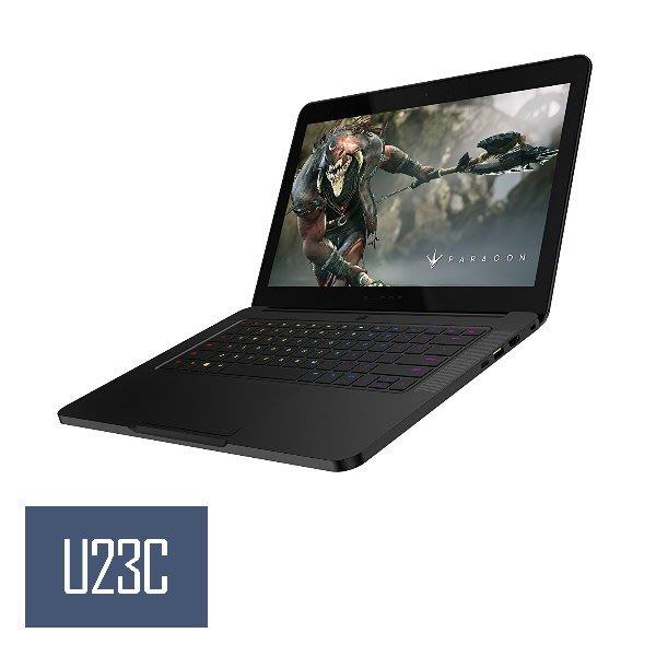 嘉義U23C含稅開發票』Razer BLADE B6 14吋 電競筆電 i7-7700HQ/GTX1060獨顯6G