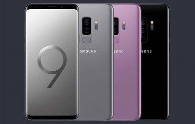 (金鵬)全新 Samsung Galaxy S9(64gb.$2650) 黑/藍/紫