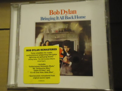 Bob Dylan 巴布狄倫 -- Bringing it All Back Home