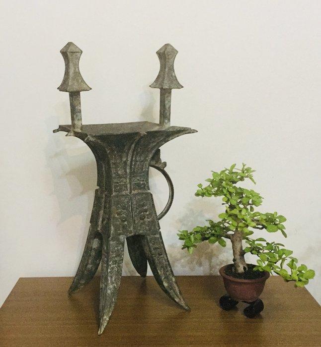 【錦福齋】春秋戰國青銅器 與 盆景(三)