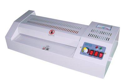 *3C百貨*(A3鐵殼) 全新 KA-320 護貝機 (4支熱滾輪/微電腦恆溫/護貝冷裱兩用)